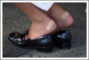 choisir des chaussures pour une personne âgée