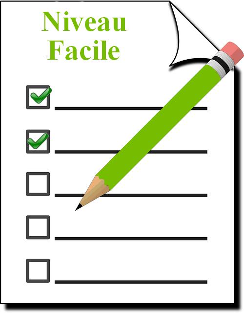Fonctions cognitives : fiche d'exercices gratuits facile n ...