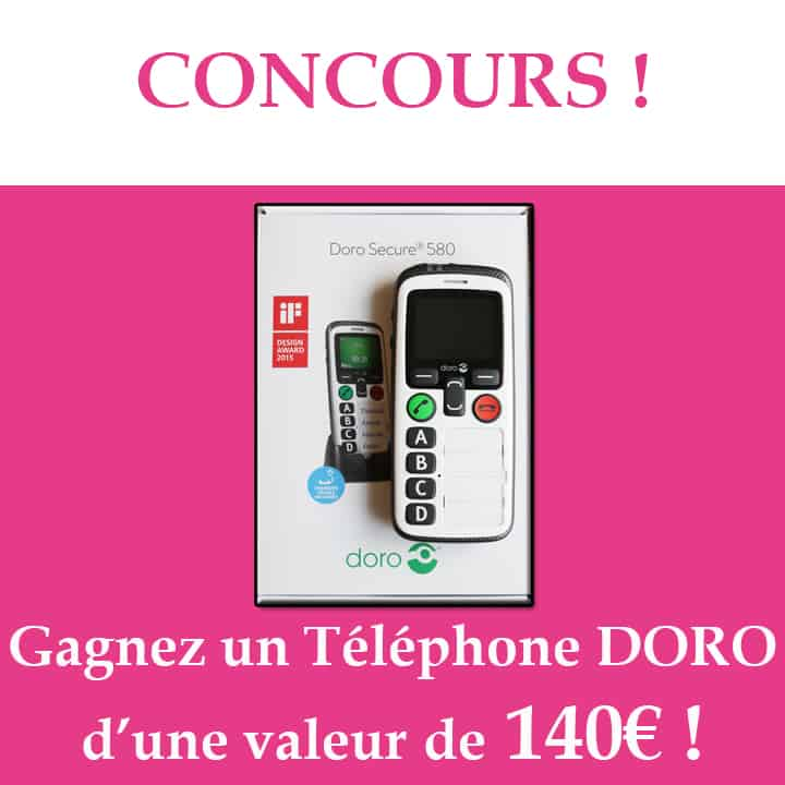 concours Doro 580