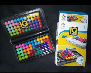 IQ puzzler personnes âgées