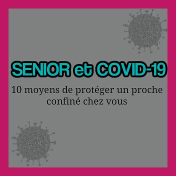 COvid 19 infographie personne âgée