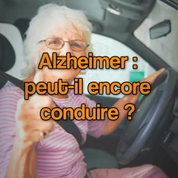 alzheimer conduite