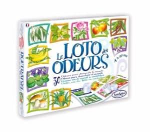 cadeau mémoire personnes âgées loto des odeurs