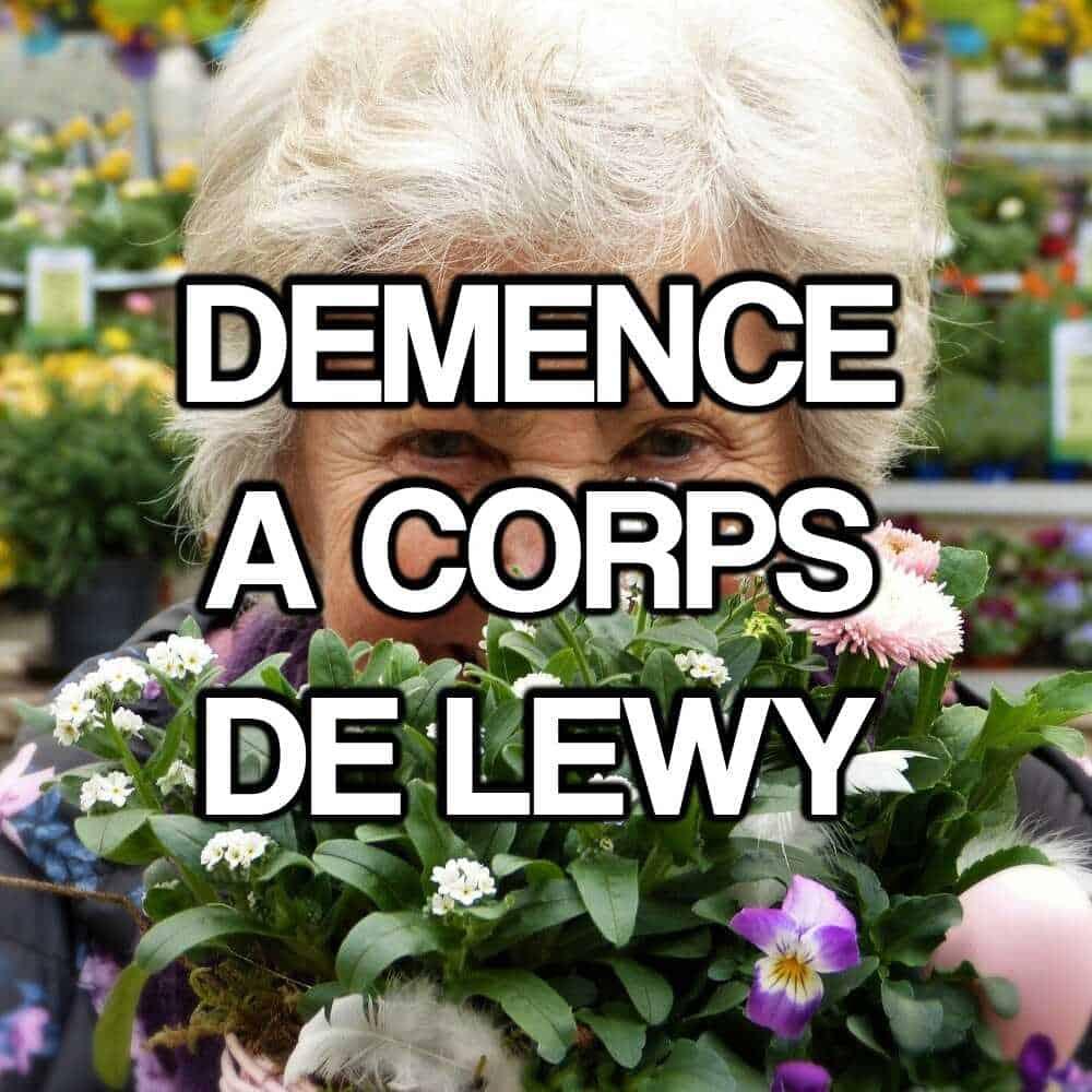 démence à corps de lewy symptomes