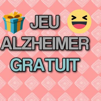 jeu alzheimer gratuit