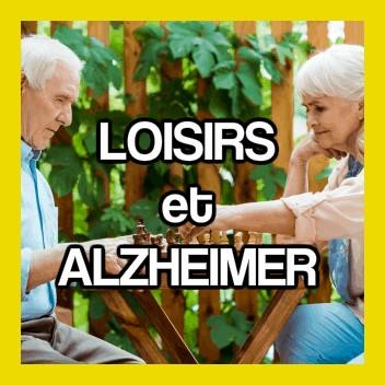 loisirs et alzheimer