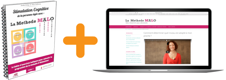 malo cahier + video macbook