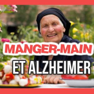 pourquoi proposer le manger main aux personnes qui ont alzheimer