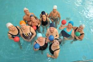 sport personnes âgées sarcopénie