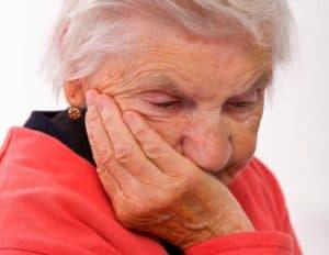 trouble du comportement ennui alzheimer
